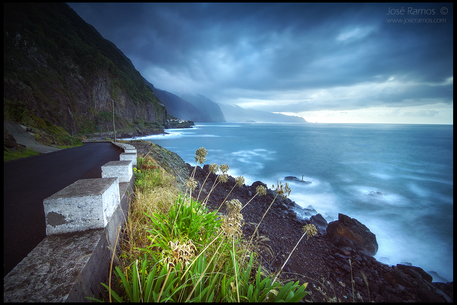 Madeira landscape photography in the northern part of the island, made by landscape photographer José Ramos from Portugal