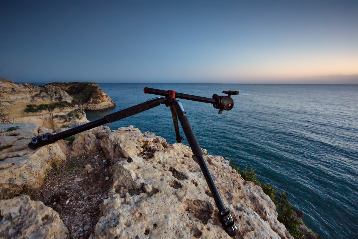 Manfrotto 055XPRO3 Tripod - Algarve (Portugal)