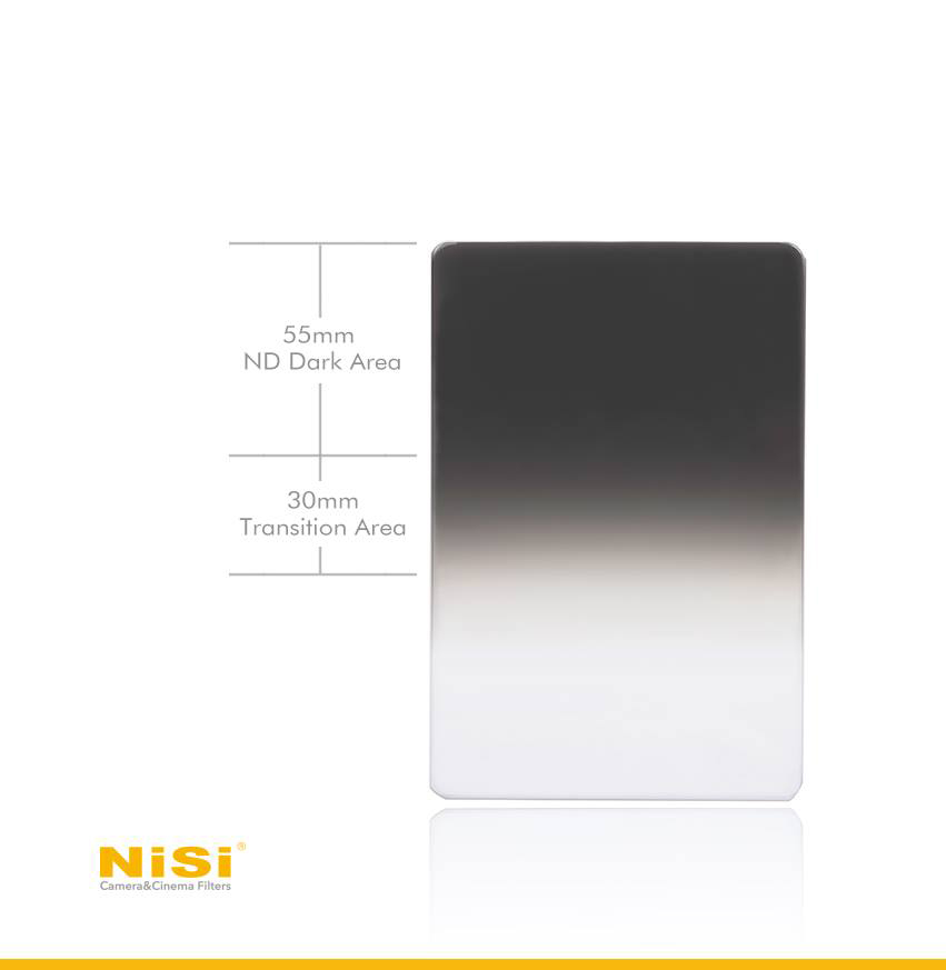 Nisi Medium Grad Transition size