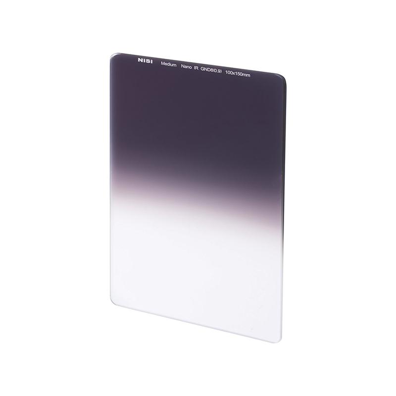 The new Nisium Medium Grad filter