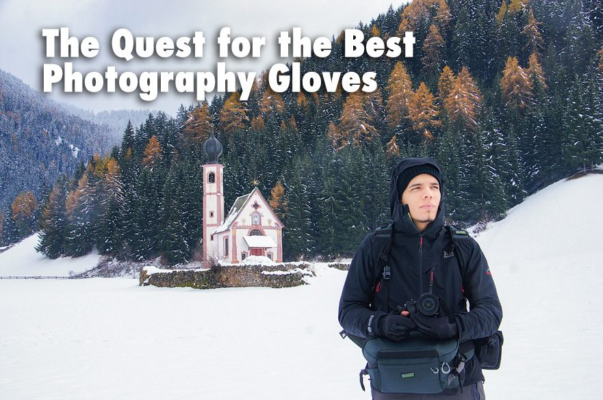 The Quest for The Best Photography Gloves by José Ramos
