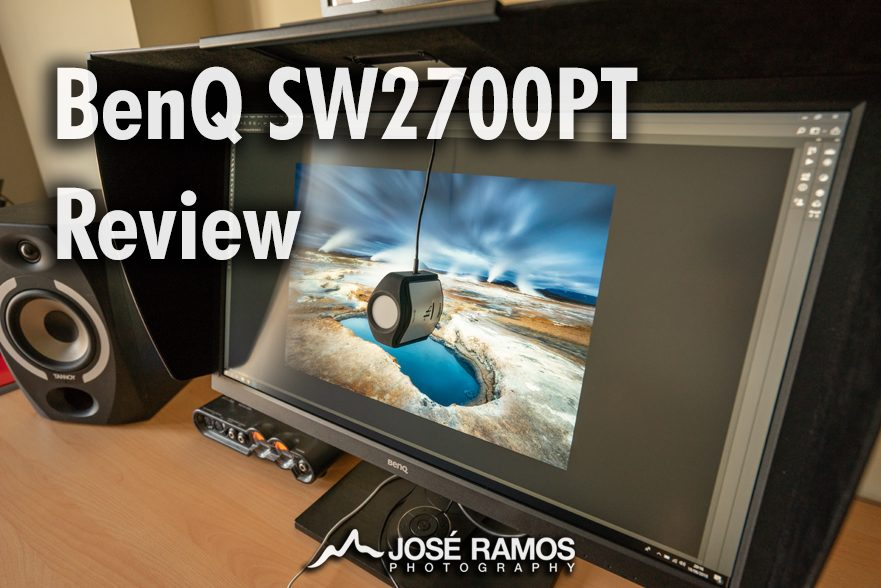 Choosing a Monitor for Photo Editing - BenQ SW2700PT Review | José