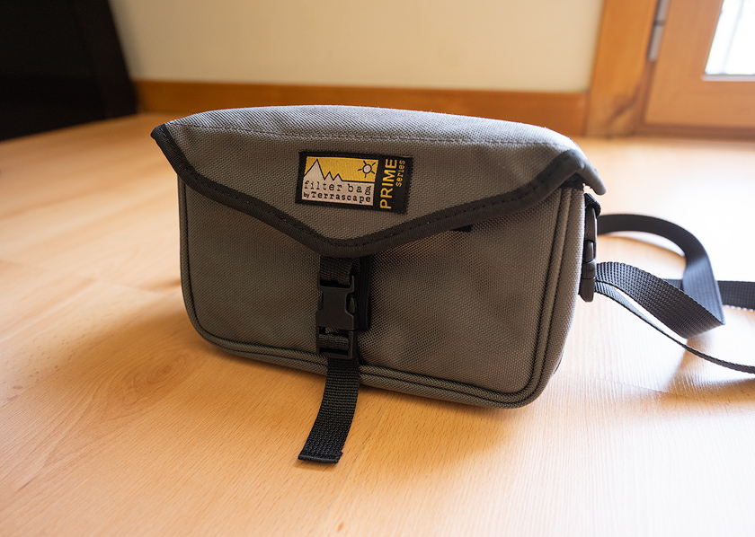 Terrascape Filter Bag Review